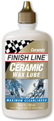 Finish Line Ceramic Wax 120 ml Lubricant Bottle