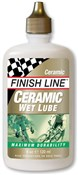 Finish Line Ceramic Wet 60 ml Lubricant Bottle