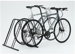 Gear Up Four-On-The-Floor Folding 4 Bike Holder