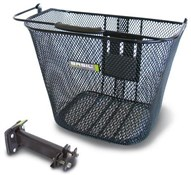Product image for Basil Basimply EC Front Oval Steel Basket