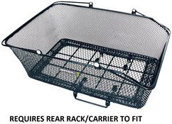 California XLarge Rear Basket