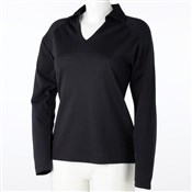 Kensington Merino Womens Top With Collar