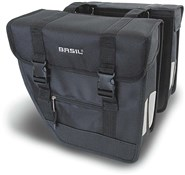 Tour Rear Briefcase Double Pannier Heavy Duty Bag