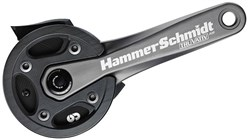 HammerSchmidt AM Chainset 24t ISCG 05 (Inc 22t and ICSG 03)