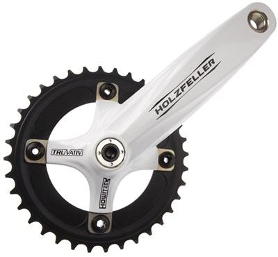 Truvativ Holzfeller 1.1 DH Chainset (fits Howitzer BB)
