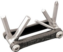Product image for Lezyne Carbon 5 Multi Tool