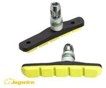 Jagwire Comp Mountain linear Offset Post Brake Pads