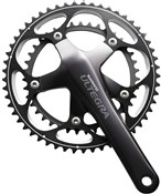 Product image for Shimano FC-6601 Ultegra SL HollowTech II Double Chainset