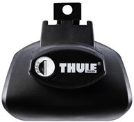 Product image for Thule 757 Railing Rapid System Foot Pack For Cars With Roof Rails Roof Bars
