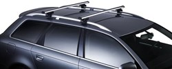 Thule 757 Railing Rapid System Foot Pack For Cars With Roof Rails Roof Bars