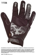 1156 Mens JC Long Finger Cycling Gloves