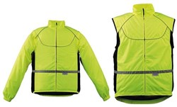 3m Sports Jacket With Detachable Sleeves