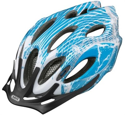 Abus Aduro MTB Cycling Helmet With Rear LED Light