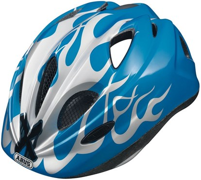 Abus Super Chilly Kids Helmet With Integrated Rear LED