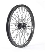 Low Flange Cassette BMX Rear Wheel