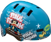 Fraction Youth Paul Frank Skate Style Helmet