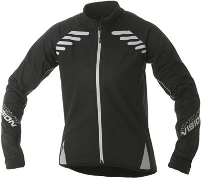 Image of Altura Night Vision Womens Windproof Jacket 2013