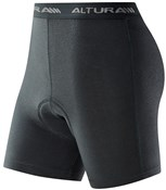 Altura Tempo Womens Cycling Undershorts AW16