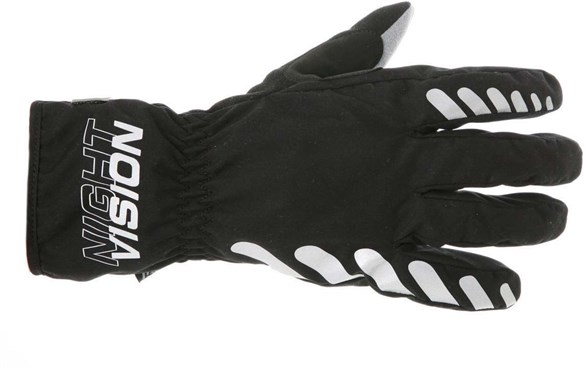 Image of Altura Night Vision Waterproof Cycling Gloves 2011