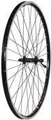 700C Front Trekking Wheel, Mach1 240 Double Wall Rim, 36H, Black