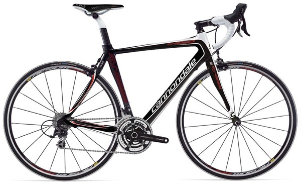 Cannondale Synapse Carbon 105 Triple 2010 - Road Bike