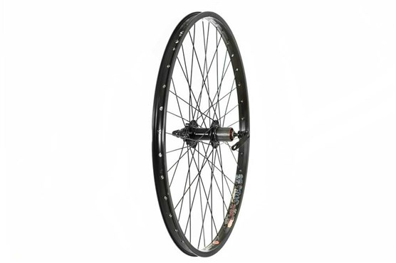 Tru Build Alex DH22 Rear Cassette Fit Q/R Disc Wheel
