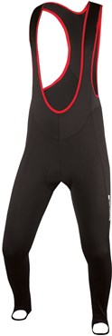 Endura Thermolite Padded Biblong Cycling Bib Tights SS17