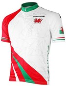 CoolMax Printed Wales Short Sleeve Jersey
