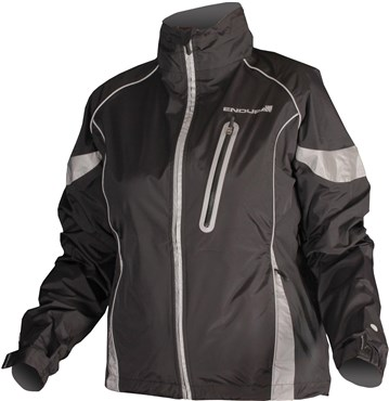 Endura Luminite Womens Waterproof Cycling Jacket 2013
