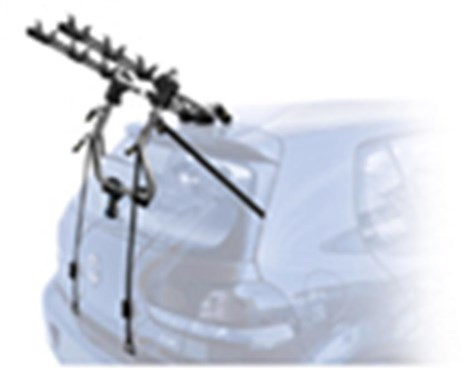 Image of Peruzzo Verona Boot Fitting 3 Bike Car Carrier / Rack