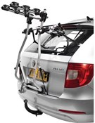 Product image for Peruzzo Milano High Rise 3 Bike Boot Fitting Car Carrier / Rack