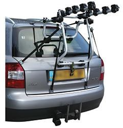 Peruzzo Venezia Boot Fitting 4 Bike Car Carrier / Rack