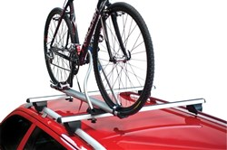 Utah 1 Bike Crank Clamping Car Roof Rack