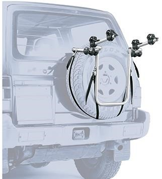 Image of Peruzzo 4x4 Spare Tyre Fitting 2 Bike Carrier