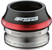 Product image for FSA Orbit CF Ceramic Road Integrated headset