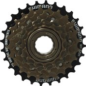TZ20 6 Speed Freewheel