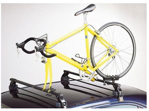 Image of Peruzzo Tour Professional Roof Fitting 1 Bike Car Carrier / Rack