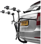 Kansas 2 Bike Towball Rack