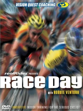 Image of DVD CycleOps/Realrides Race Day Training DVD