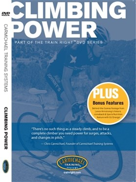 DVD CTS Climbing Power Training DVD