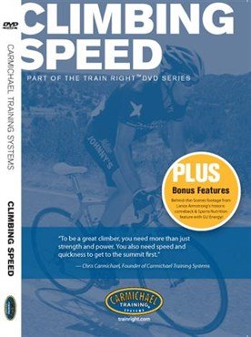 DVD CTS Climbing Speed Training DVD