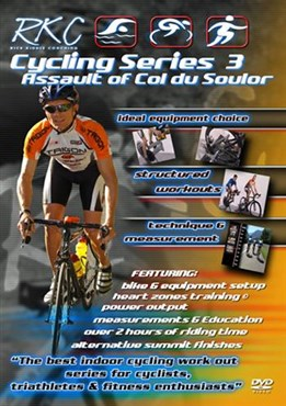 Image of DVD Rick Kiddle Cycling Series 3 DVD