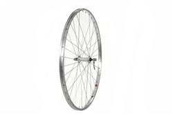 Tru Build 700c Trekking Front Wheel - QR Alloy Hubs