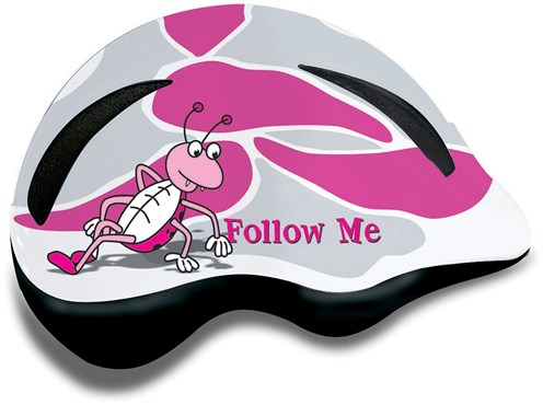 Casco Follow Me Kids Cylcing Helmet