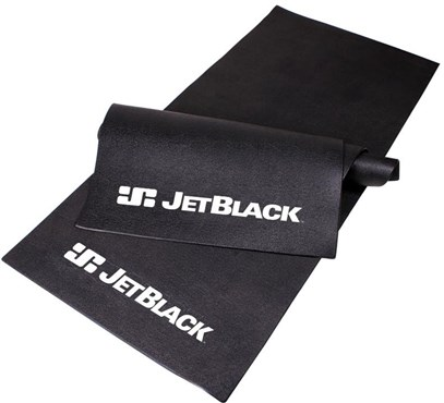 JetBlack Turbo Trainer Mat