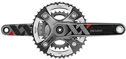 XX Mountain Bike Chainset (GXP/Bearings not included)