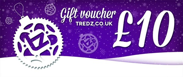 Image of Tredz Gift Voucher £10