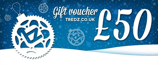 Image of Tredz Gift Voucher £50
