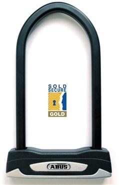 abus granit x plus 54 d lock sold secure gold at tredz bikes. Black Bedroom Furniture Sets. Home Design Ideas