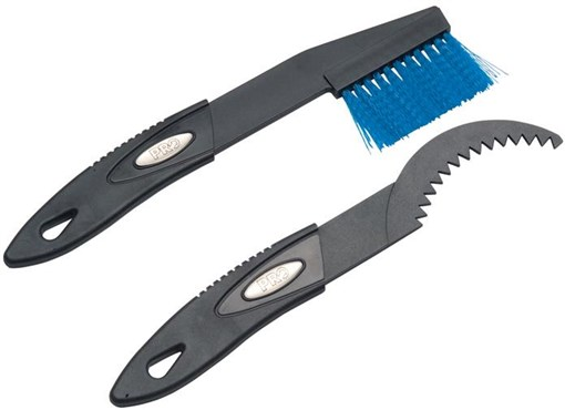 Pro Scrubber Brush and Cassette Scraper Set